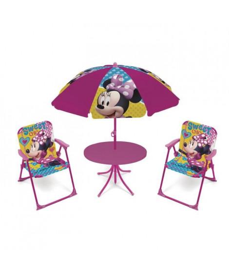 DISNEY Salon de Jardin Minnie Mouse Pour Enfant