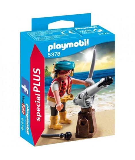 PLAYMOBIL 5378 - Canonnier des Pirates