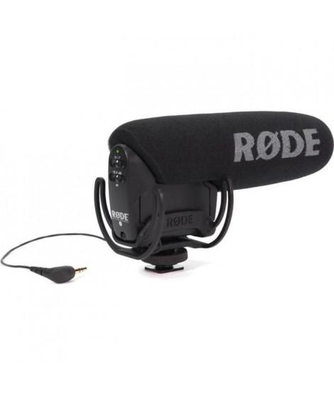 RODE Microphone compact VideoMicPro R - Pour caméra et appareil photo numérique