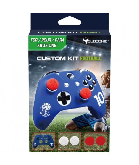 Kit Football pour Manette Xbox One - Bleu - SUBSONIC