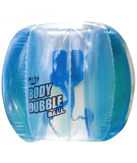 WICKED - Body Bubble Ball - Bleu - Bubble gonflable ballon football -  - Bubble soccer