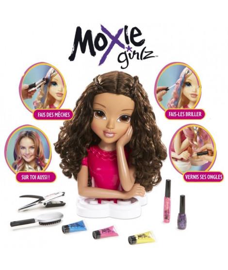 MOXIE GIRLZ Tete a coiffer et a colorer - Sophina