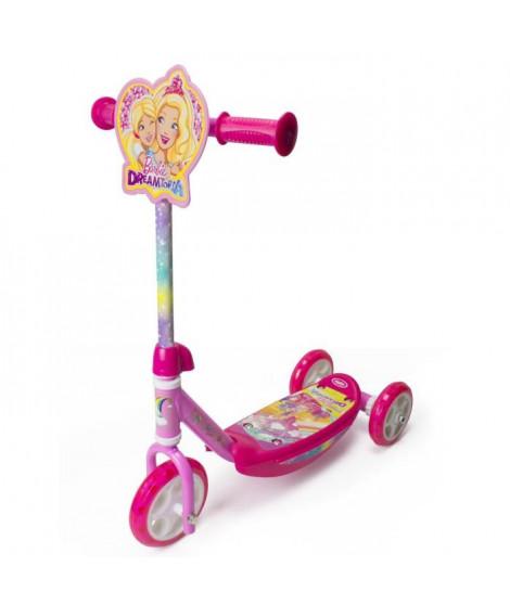 BARBIE DREAMTOPIA - Trottinette 3 roues