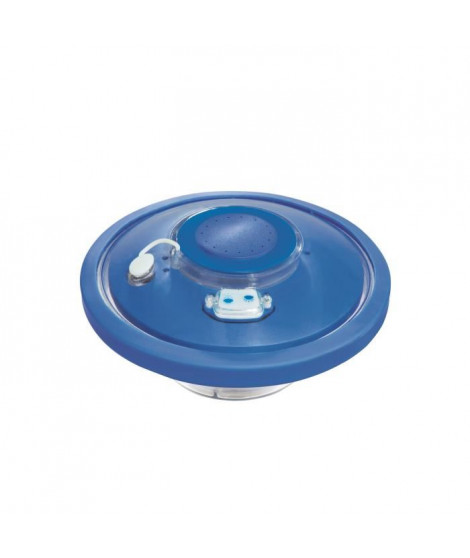 BESTWAY Lampe fontaine - Ø 18,5 cm - Batteries lithium - Bleu