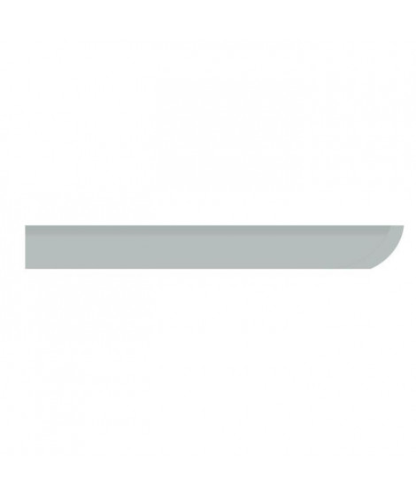 D-C-FLOOR Baguettes de finition d'angle clipsables - Polypropylene - Gris