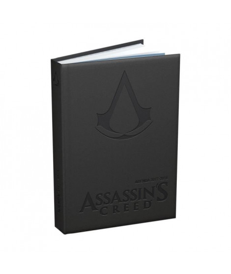 ASSASSIN'S CREED Agenda 2018-2019 320 pages 12 x 17 cm - 1 jour par page - Couverture souple