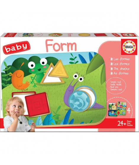 EDUCA  baby forms