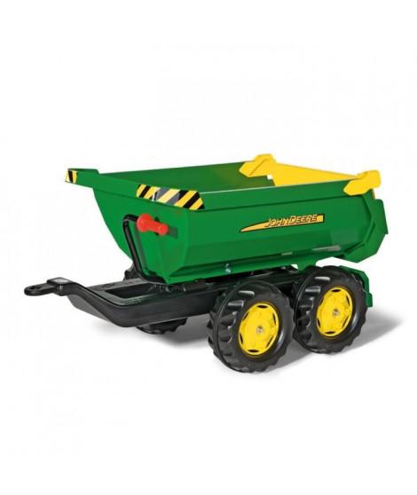 ROLLY TOYS Remorque pour tracteur a pédales