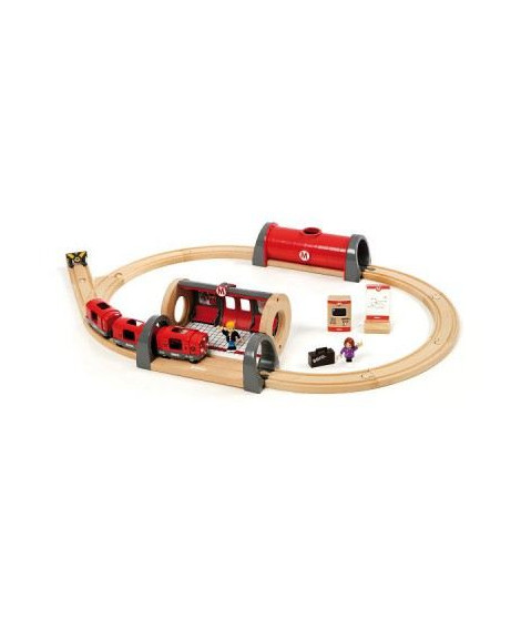 BRIO World  - 33513 - Circuit Metro