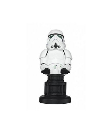 Figurine support et recharge manette Cable Guy Star Wars : Storm Trooper