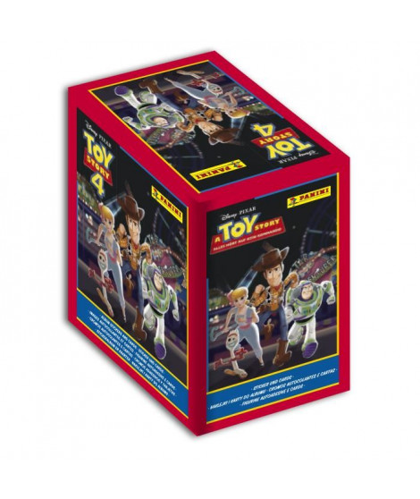TOY STORY 4 Boîte de 50 pochettes