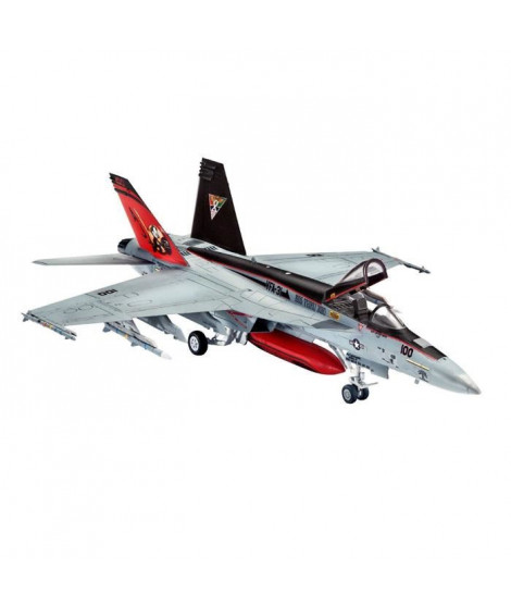 REVELL Model-Set F/A-18E Super Hornet - Maquette