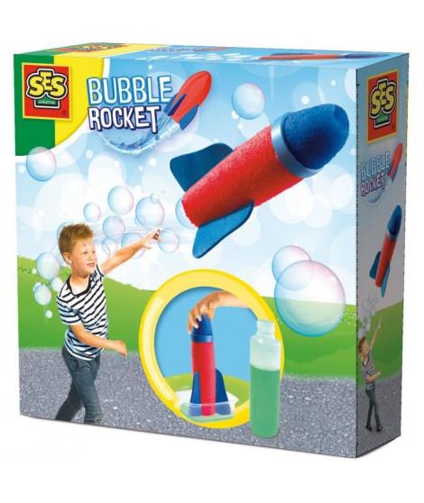 SES CREATIVE Bubble Rocket - Fusée a bulles