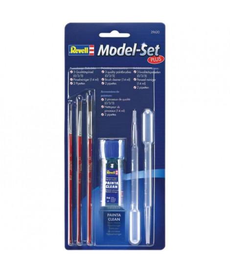 """Accessoires Maquette Model set plus """"Kit peinture"""" 29620"""