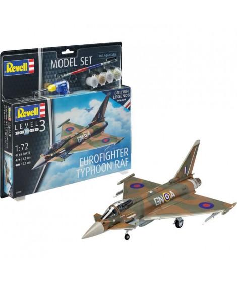 REVELL Maquette Model set Avion British Legends EUROF 63900