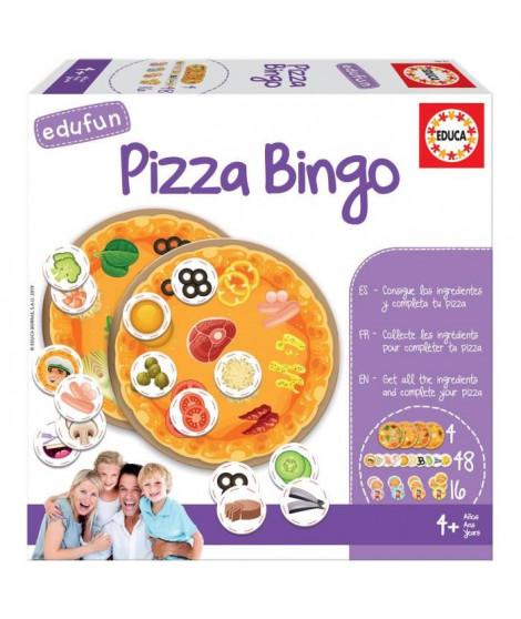 EDUCA  pizza bingo