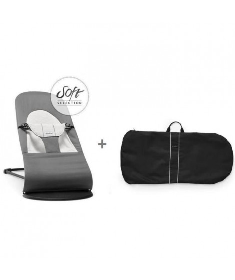 BABYBJORN Transat Balance Soft + sac de transport