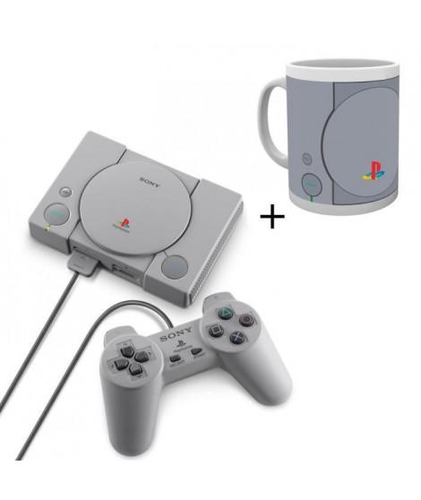 Console Sony : PlayStation Classic + Mug PlayStation offert