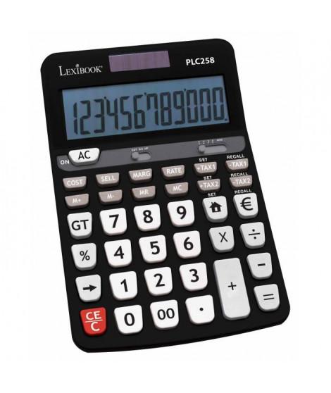 LEXIBOOK - Calculatrice Pro Multi-Fonctions 12 Chiffres