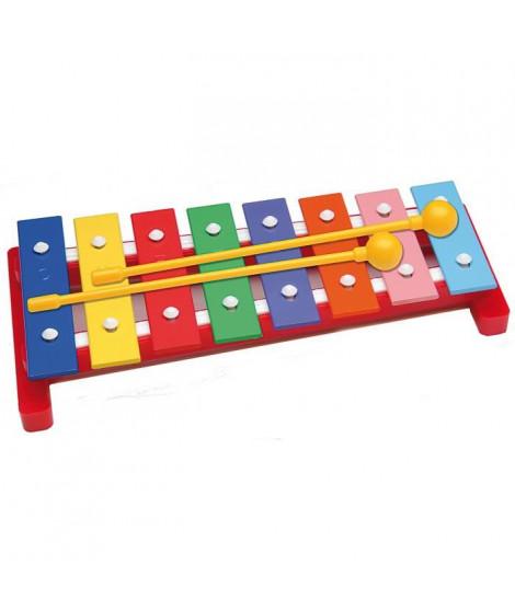 BSM Xylophone coloré - Mixte - Livré a l'unité