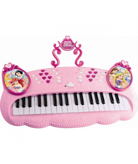 Clavier Musical Princesses