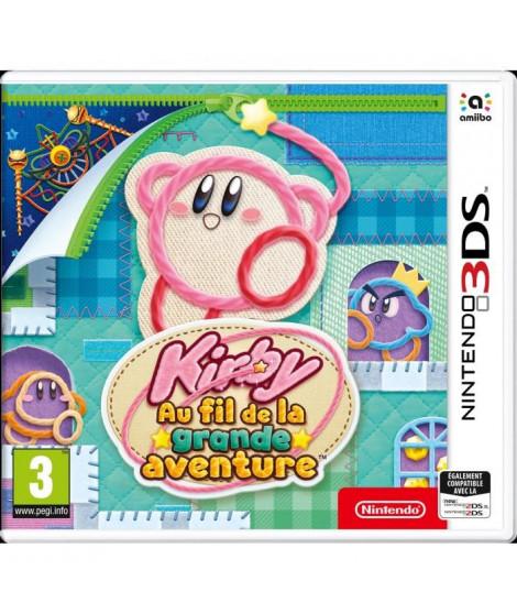 Kirby: Au fil de la grande aventure Jeu 3DS