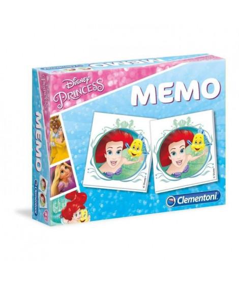 CLEMENTONI Super Mémo - Disney Princesses - Jeu de mémorisation