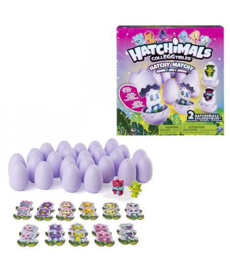 HATCHIMALS - Memo Hatchy Matchy Game