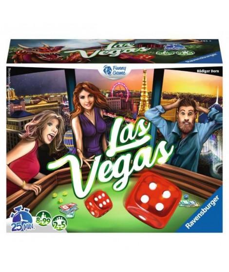 RAVENSBURGER Las Vegas Jeu de société et d'ambiance