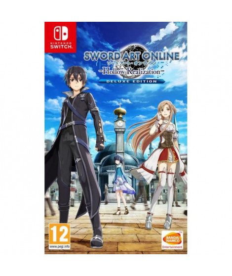 Sword Art Online : Hollow Realization - Deluxe Edition Jeu Switch