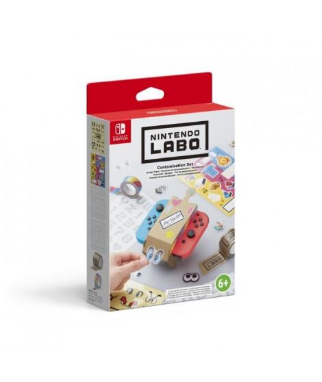 Nintendo Labo Ensemble de Personnalisation