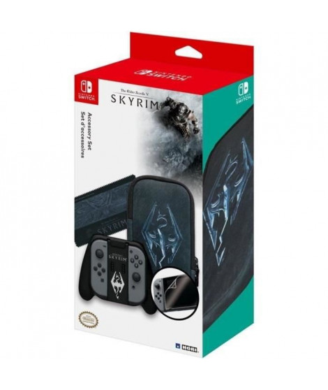 Pack d'accessoires Skyrim Hori pour Switch
