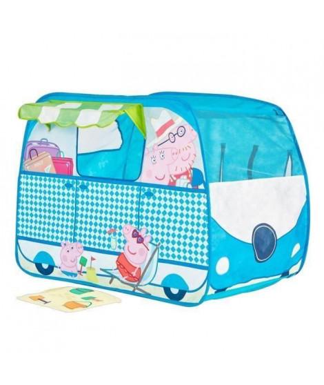 PEPPA PIG Tente Enfant de Jeu Camping-Car GetGo - Worlds Apart