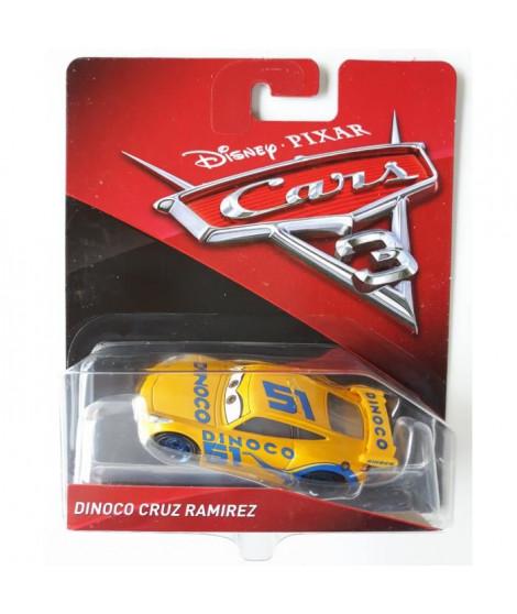 CARS - Véhicule Cruz Ramirez Dinoco