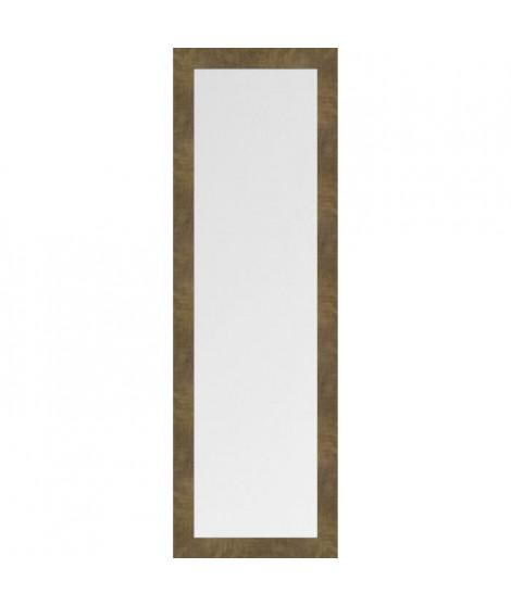 WEST Miroir psyché 44x146 cm Beige foncé