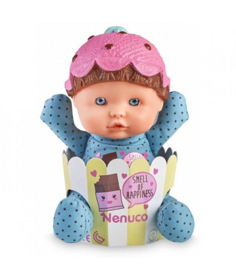 NENUCO - Sweet, 4 Odeurs de Bonheur- SMELL OF HAPPINESS - Poupon 17 cm
