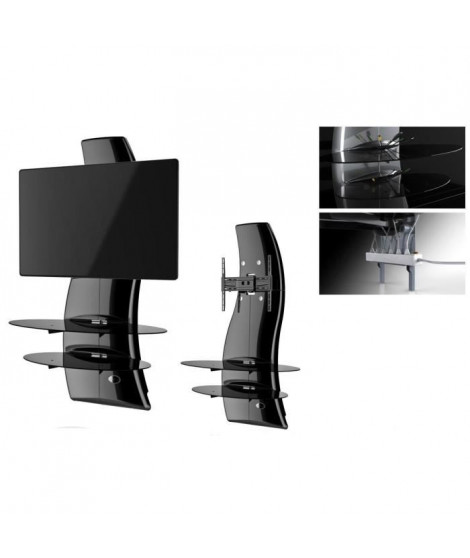 """Ghost Design 2000 Meuble TV Support 32"""" a 63"""""""
