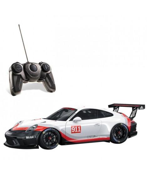 MONDO - Porsche - 911 GT 3 - Cup - voiture radiocommandée - échelle 1/14eme - Garçon - Mixte - A partir de 3 ans