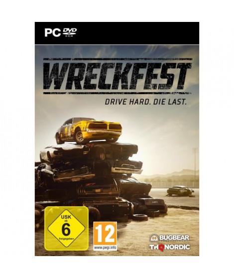 Wreckfest Jeu PC