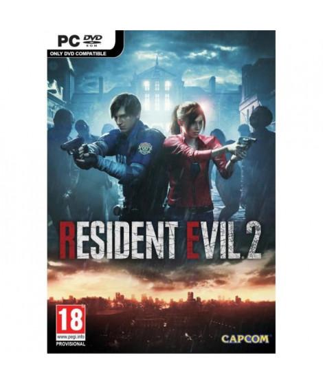Resident Evil 2 Jeu PC