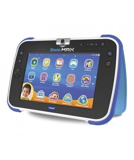 """VTECH - Console Storio Max XL 2.0 7"""" Bleue - Tablette Éducative Enfant 7 Pouces"""