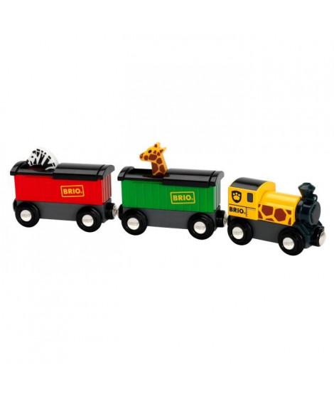 BRIO World  - 33722 - Train Safari