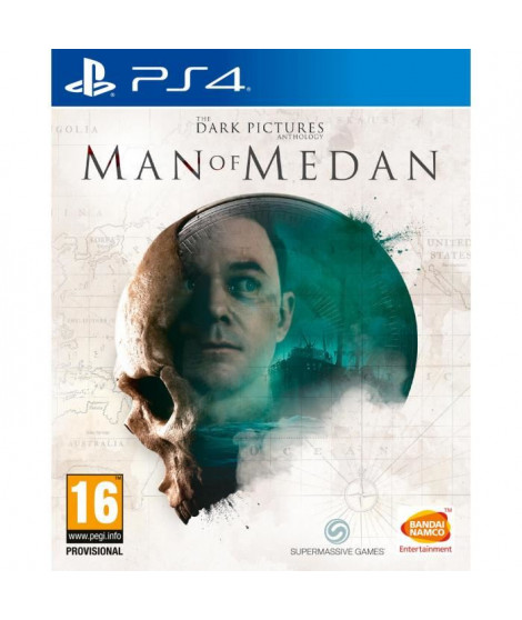The Dark Pictures - Man Of Medan Jeu PS4