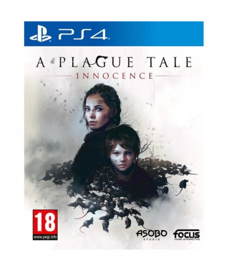 A Plague Tale : Innocence Jeu PS4