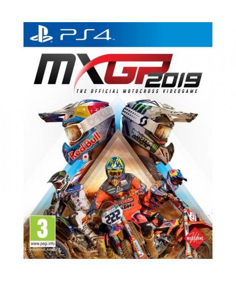 MXGP 2019 Jeu PS4