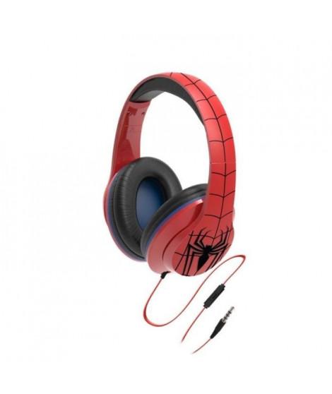 SPIDERMAN casque audio enfant Stéréo - Microphone intégré