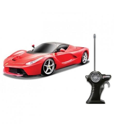 MAISTO Tech Voiture télécommandée 1/14 rc Ferrari laFerrari (rouge) batteries incluses
