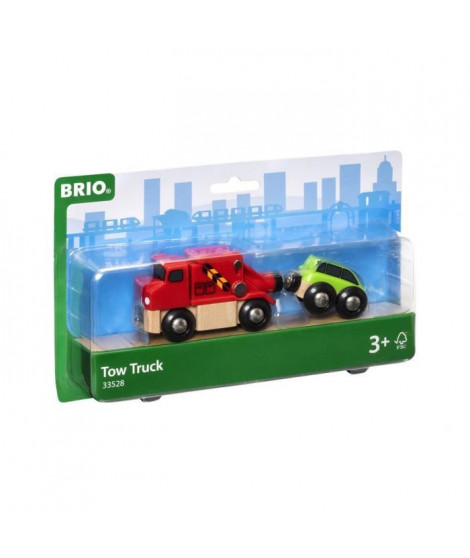BRIO World  - 33528 - Depanneuse