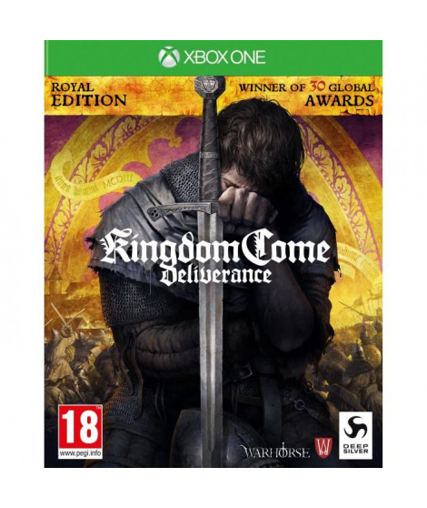 Kingdom Come Deliverance - Royal Edition - Game Of The Year Jeu Xbox One