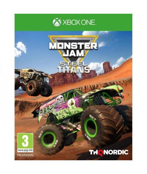 Monster Jam - Steel Titans Jeu Xbox One